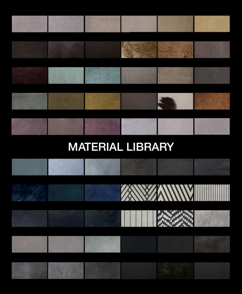 Material Library