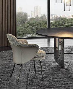 Angie Dining Chair   GamFratesi design