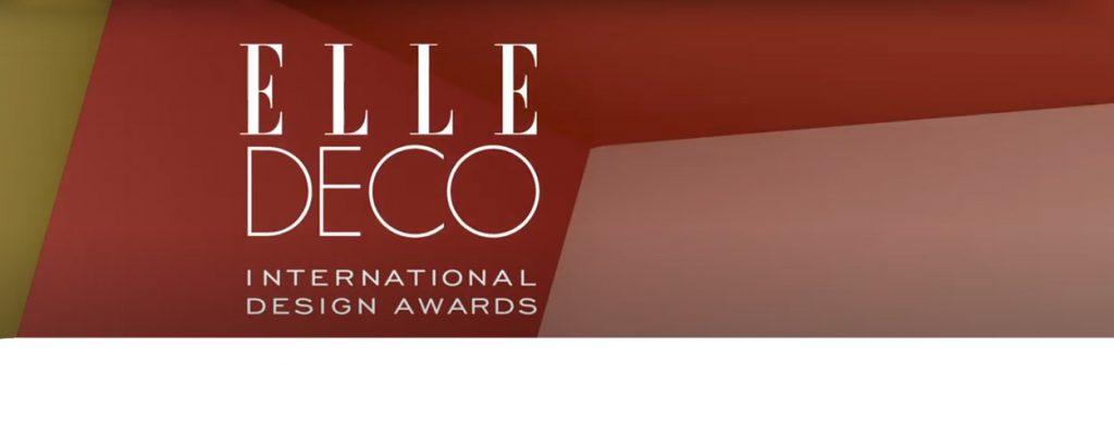 Elle Deco International Design Award 2020